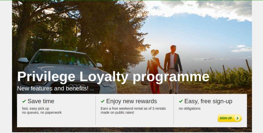 купоны Europcar - хороший вариант сэкономить на бронировании авто
