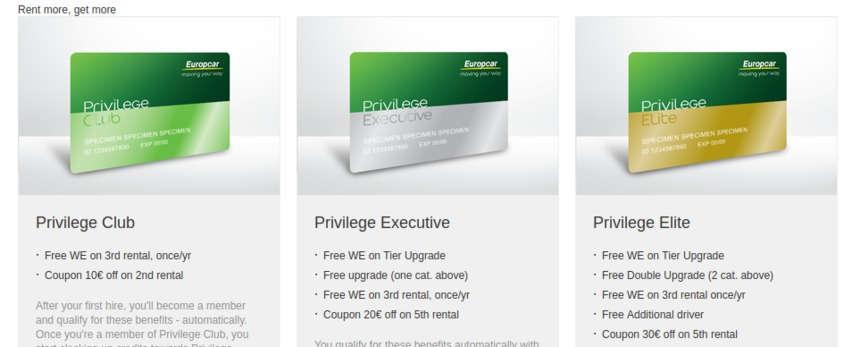 компания Europcar предлагает скидки на услуги бронирования авто