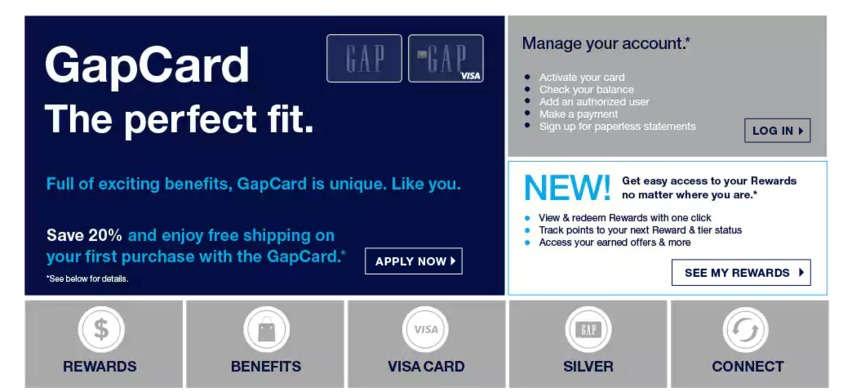купоны GAP для удачной покупки модной одежды и обуви