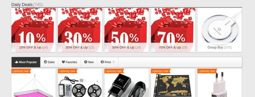 скидки Miniinthebox помогают сэкономить при покупке широкого ассортимента товара